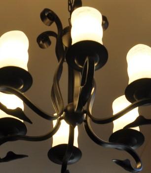 Lampa wisząca Scroll - Poznań