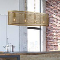 3d rendering of Modern Design Kitchen Interior
